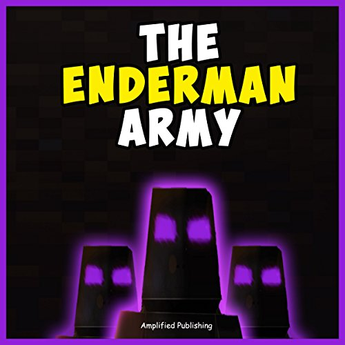 The Enderman Army audiobook cover art