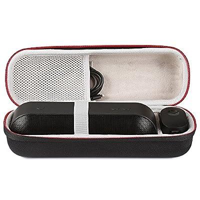 Apple Dr. Dre Beats Pill+ Pill Plus 専用スピーカーバッグ EVA保護ポーチ ケース カバー トラベルケース防塵 ブラック