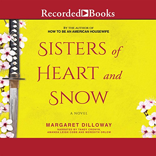 Sisters of Heart and Snow audiobook cover art