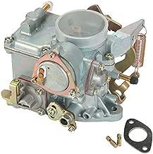 Partol Car Carburetor Fit 1971-1979 VW Beetles Super Beetles Dual Port 1600cc 34 Pict-3 VW Volkswagen Air Cooled Type 1 Engines - Automatic Choke (98-1289-b,113129031k)