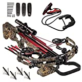 CAMX Crossbows A4 Crossbows, Realtree Xtra, One Size