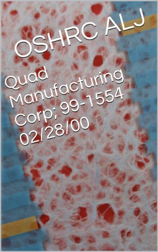 Quad Manufacturing Corp; 99-1554  02/28/00 (English Edition)