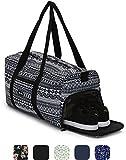 Sac de sport élégant Ela Mo's avec compartiment chaussures - 38l - bagages à...