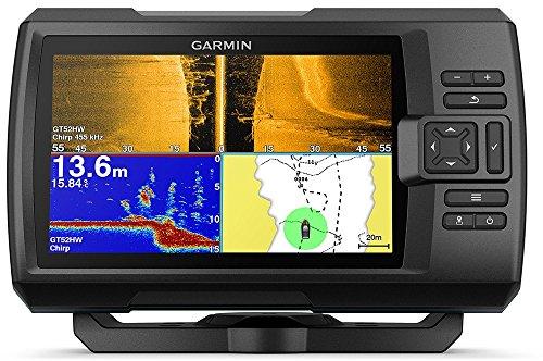 Garmin strikertm Plus 7SV–con gt52hw-GEBER Chirp TM Fishfinder