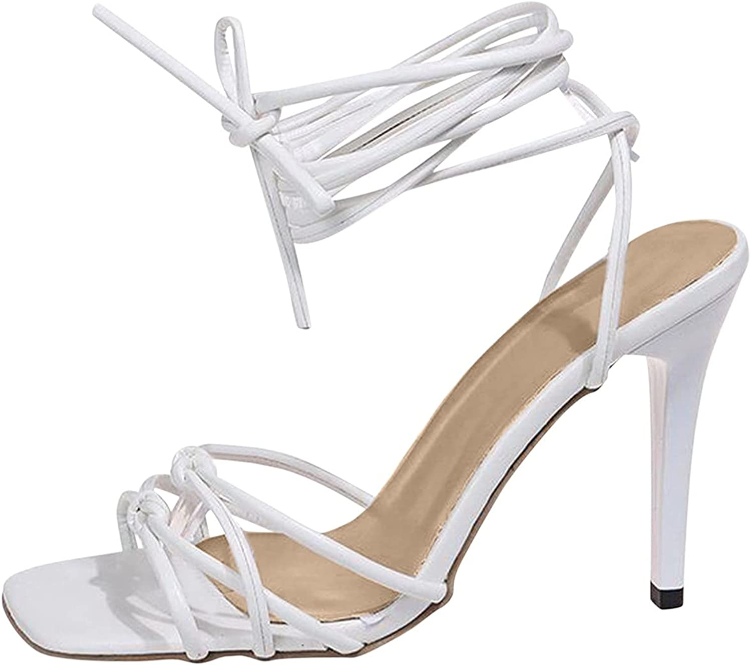Gyouanime Stilettos for Wholesale Women Sexy Heels Op Sandals Strappy high OFFicial site