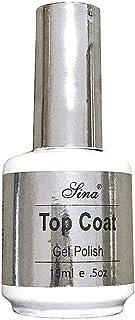 Top Coat Sina Tack-Free LED/UV (Silver Lid)