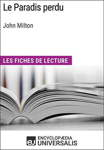 Le Paradis perdu de John Milton: Les Fiches de lecture d'Universalis