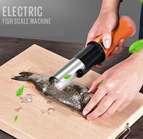 電動うろこ取りウロコ取り魚の鱗とり業務用鱗取りキッチンツールホーム用商用事務用お店用