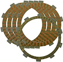 StoreDavid - Motorcycle Engines Clutch Friction Plates For KAWASAKI BN125 Eliminator 125 A3-A7 2000-2004 A6F-A9F 2006-2009 New Motorbike