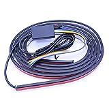 シーケンシャル LED テープ 流れる LEDテープライト 240cm 12V / 24V 防水 シリコンチューブ ライト / トラック用品