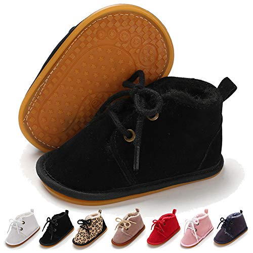 Infant Lace Up Boots