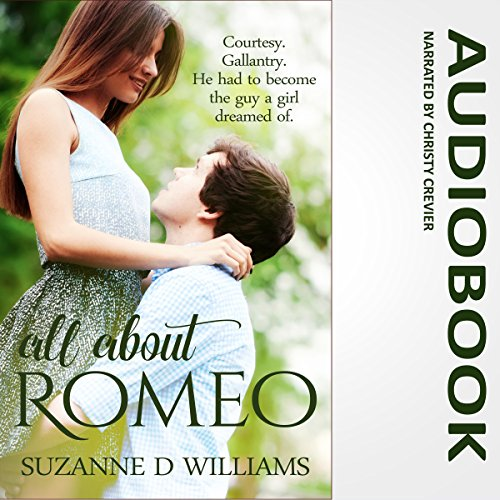 All About Romeo audiobook cover art