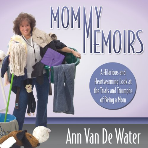 Mommy Memoirs audiobook cover art