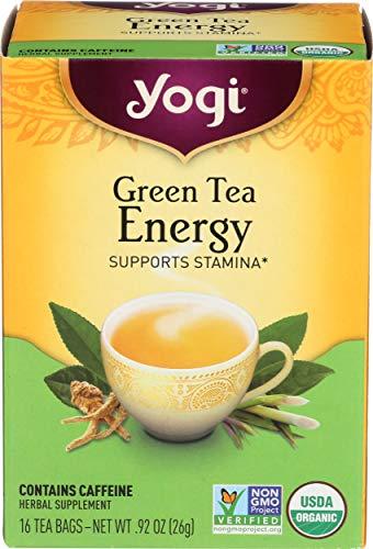 Yogi Tea, Green Energy, 16 Bags