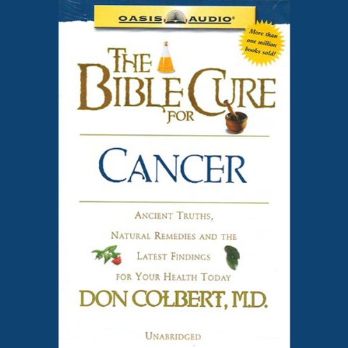 The Bible Cure for Cancer cover art