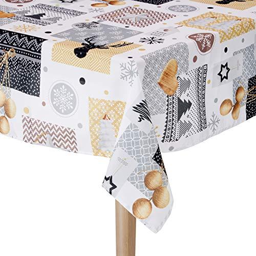 Calitex S958050361B Tafelkleed 150 x 350 cm Meerkleurig