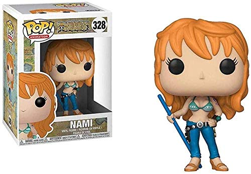 MEIQI Figure Pop One Piece - Nami di Anime Gifts