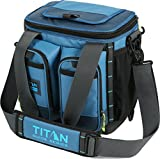 Arctic Zone Titan Guide Series 16 Can Cooler, Blue