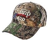 EachWell Donald Trump Hat 2020 Keep America Great Camo MAGA Hut Präsident Wahl Cap - - Einheitsgröße