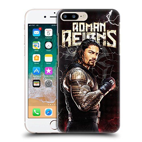 Head Case Designs Officially Licensed by WWE Roman Reigns Superstars Hard Back Case Compatible with Apple iPhone 7 Plus/iPhone 8 Plus