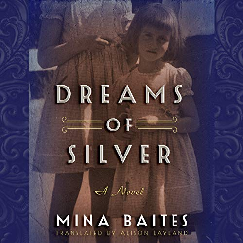 Dreams of Silver audiobook cover art