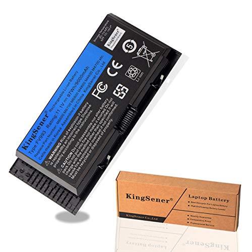 KingSener Corea Cell FV993 Batería Para DELL Precision M6600 M6700 M6800 M4800 M4600 M4700 FJJ4W PG6RC R7PND OTN1K5 11,1V 97WH con Garantía de 2 Años
