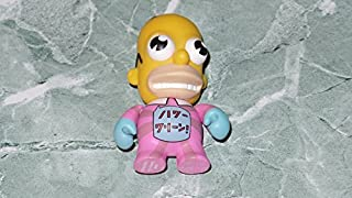 Kidrobot The Simpsons 25th Anniversary Mr. Sparkle 3 Inch Vinyl Figure Mini Series Chase ?/??