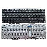 Teclado del Ordenador portátil para For ASUS Transformer Book T100 T100CHI T100HA T100TA T100TAF T100TAL T100TAM T100TAR Color Negro Versión Estadounidense