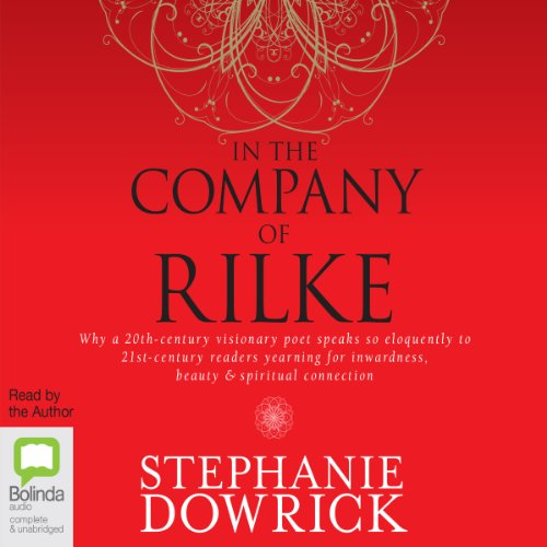 In the Company of Rilke audiobook cover art