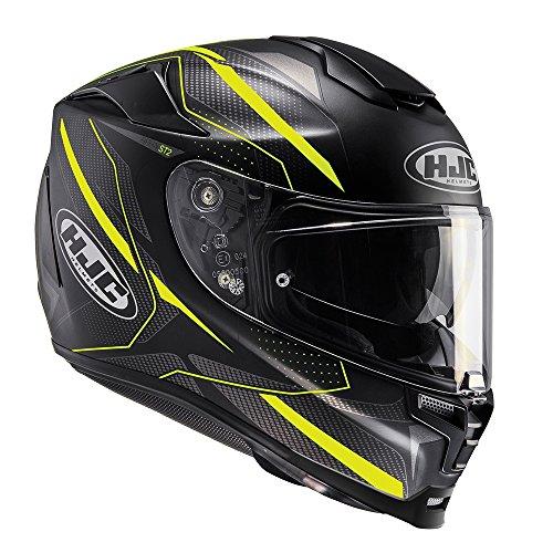 * Tamaño libre intercambio * HJC Rpha 70moto Motorcycke Full Face casco DVS