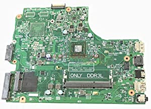 Lysee Laptop Motherboard - Vieruodis FOR Dell Inspiron 15 3541 Series Laptop Motherboard CN-03F7WK 03F7WK 3F7WK w/ A4-6210 CPU Tested ok
