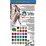 GERCUTTER Store - 3 Yards Siser Glitter Heat Transfer Vinyl, Wide 20' (Mix & Match your favorite colors)