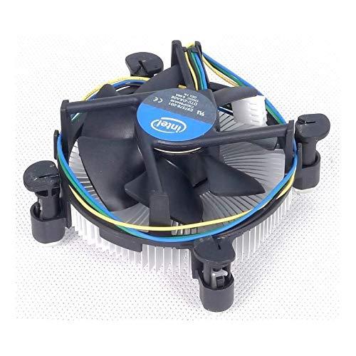 Original Intel CPU Kühler Kupferkern DTC-DAA08 E97378-001 Socket 1155 Mindestens bis Core i5 2.90 GHz