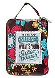 History & Heraldry Fab Girl Nurse Tote Bags, 16x14, Multicolored