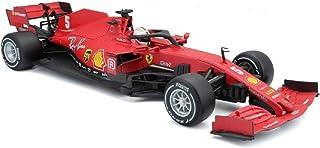 ブラーゴ 1/18 フェラーリ F1 SF1000 オーストリアGP セバスチャン ベッテル Bburago 1/18 2020 FERRARI Austrian GP FORMULA 1 F1 SF1000#5 SEBASTIAN VETTE...