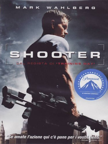 Shooter by mark wahlberg