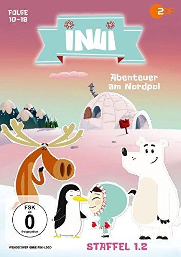 Inui - Abenteuer am Nordpol - Staffel 1.2 Folge 10-18