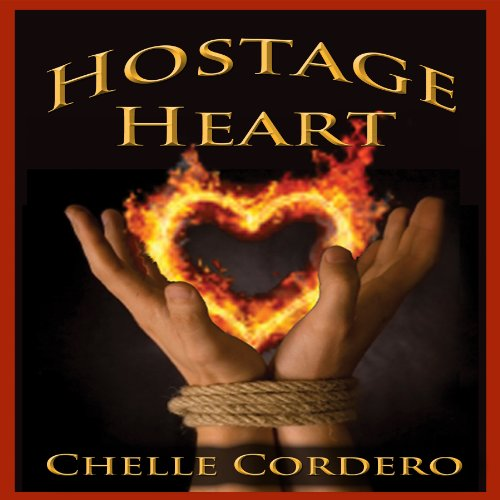Hostage Heart audiobook cover art