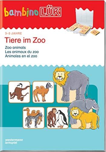 LÜK. Bambino. Tiere im Zoo.