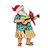 Kurt Adler 11' Fabriche' Beach Santa