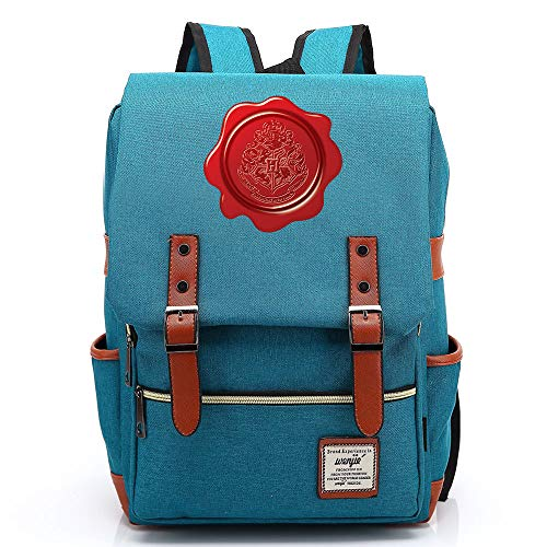Movie Harry P Rucksack, Teenager School Backpack, Outdoor Oxford Backpack, Water Resistent Durable 16 inch. Style-17.