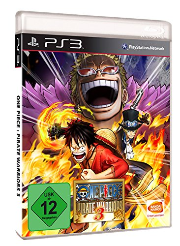 One Piece Pirate Warriors 3 [import allemand]