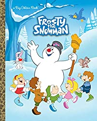 Read Frosty the Snowman children's book