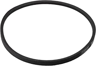 Mxfans Rubber Black Washing Washer Drive Belt Replace Driving Belt 131686100