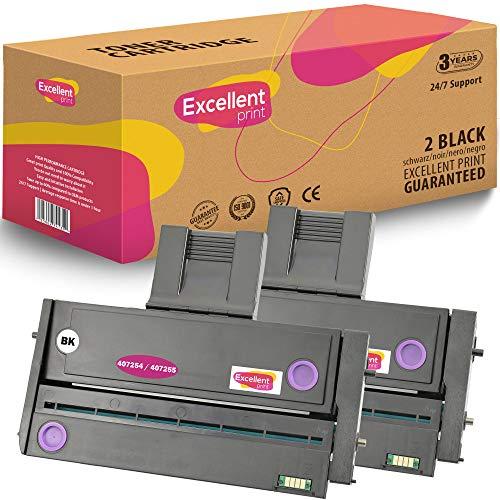 Excellent Print 407254 407255 Compatible Cartucho de Toner para Ricoh SP 210 SP 200 SP 201 SP 211