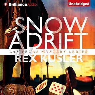 Snow Adrift audiobook cover art