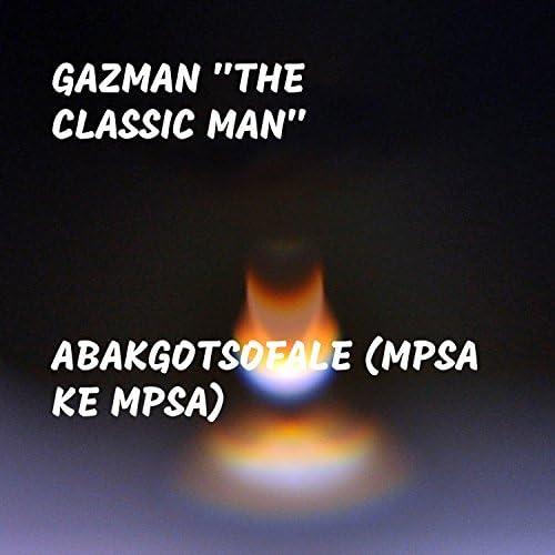 "Gazman ""The Classic Man"""