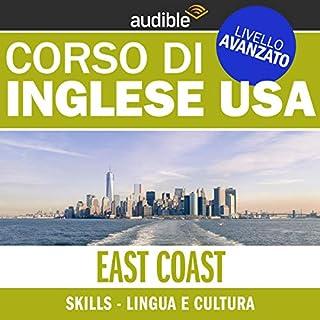 La East Coast (Lingua e cultura) copertina
