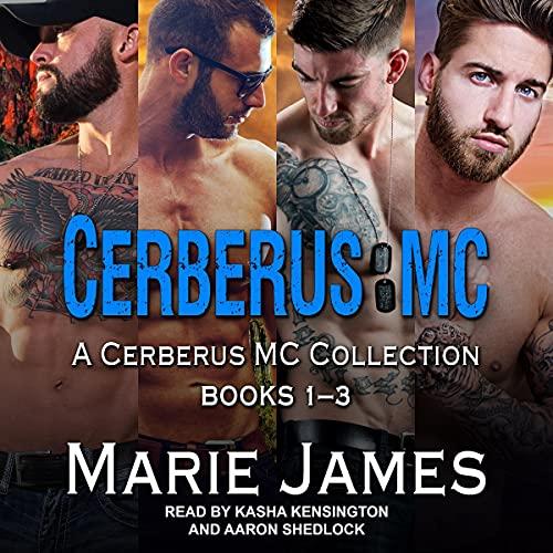 Couverture de Cerberus MC Box Set 1