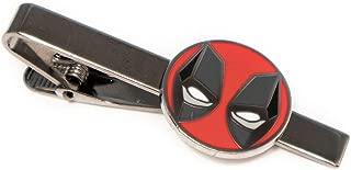 Deadpool Cufflinks, The X-Men Tie Clip, Marvel Minimalist Jewelry, Wolverine Cuff Links Link, Cable Tie Tack Groomsmen Wedding Party Gift